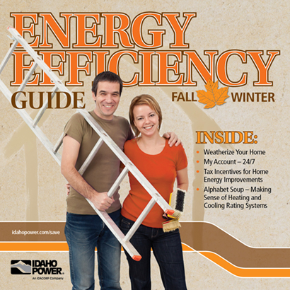 cover of winter energy efficiency guide 2013