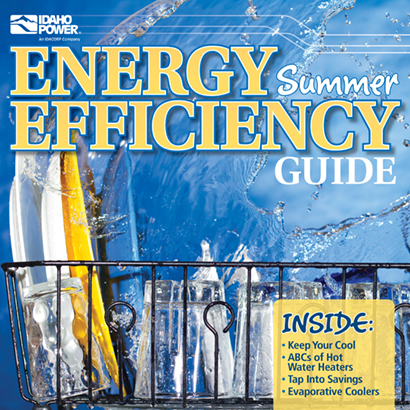 cover of summer energy efficiency guide 2015