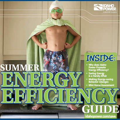 cover of summer energy efficiency guide 2016