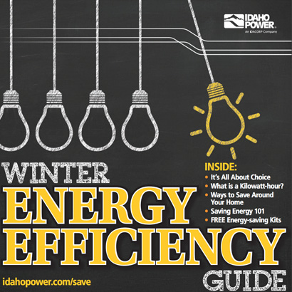 cover of winter energy efficiency guide 2017