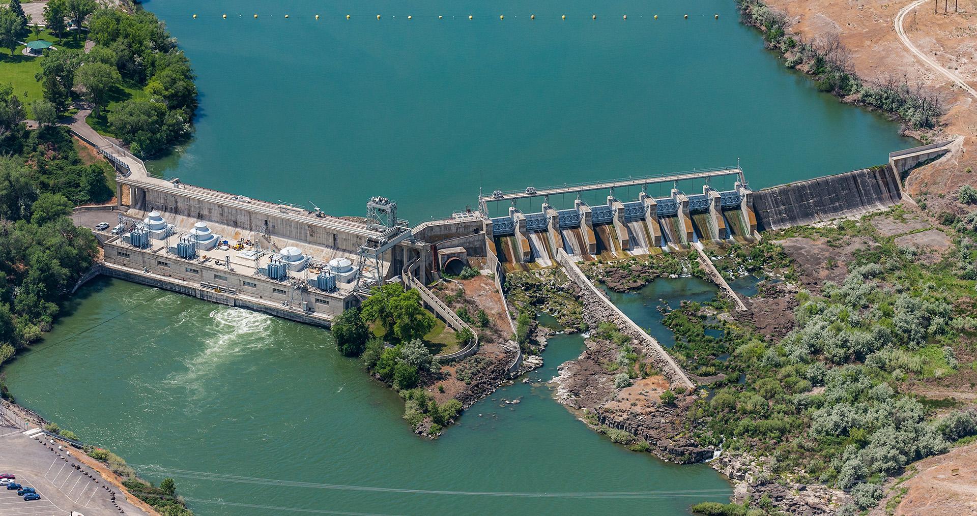 Lower Salmon Dam