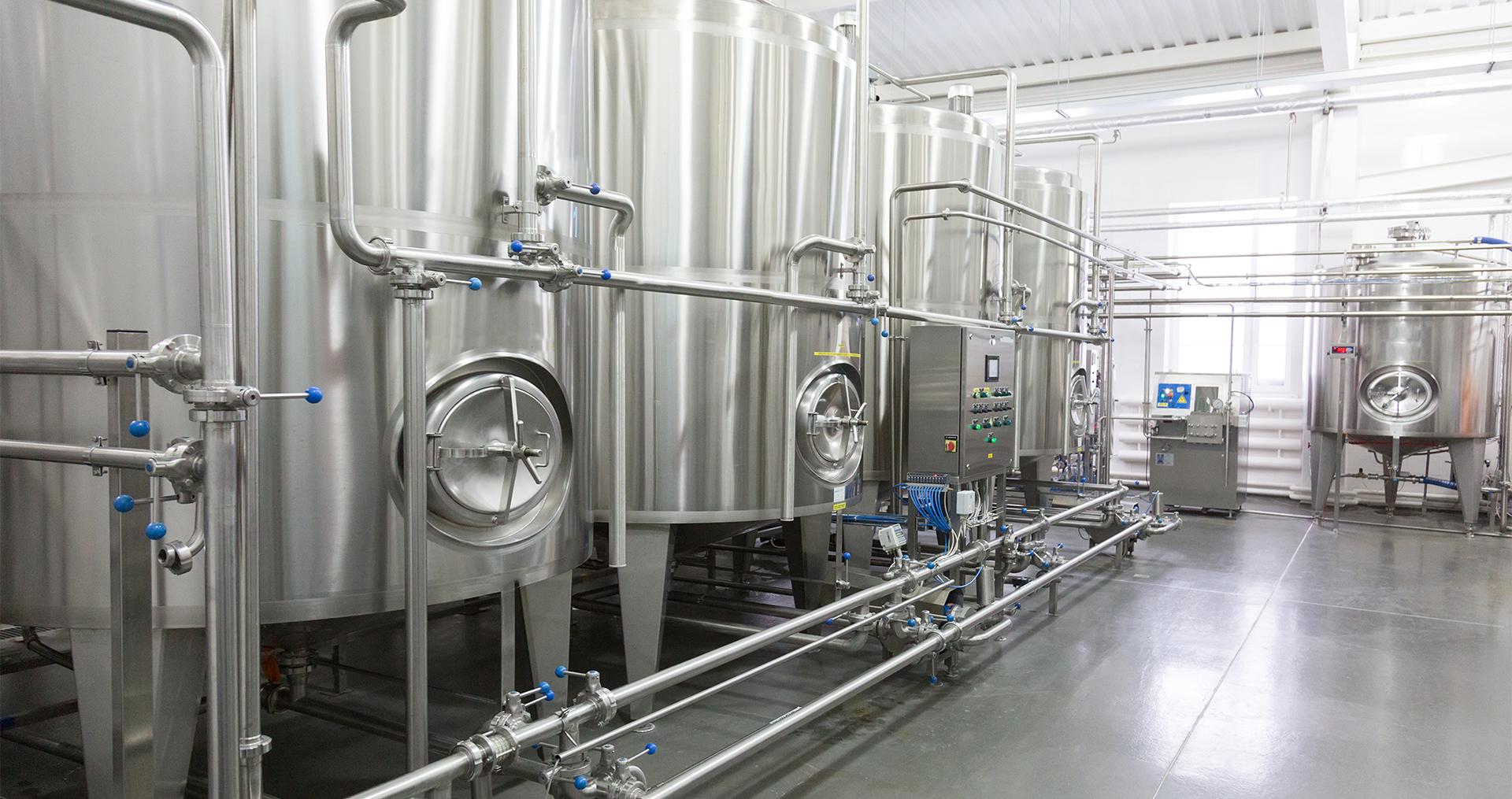 industrial vats