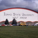 Idaho State University Holt Areana.