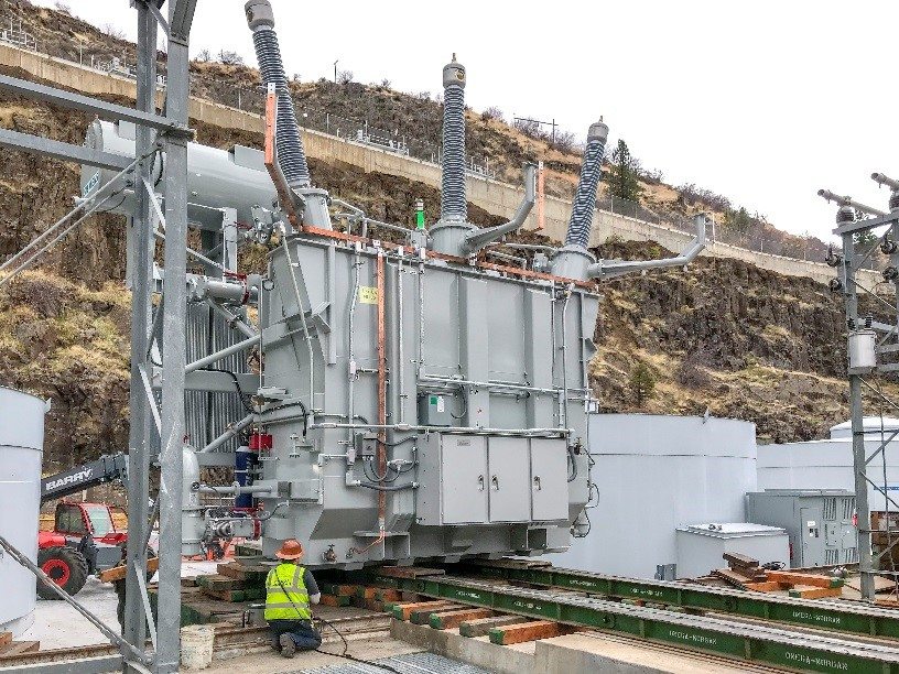 transformer replacement