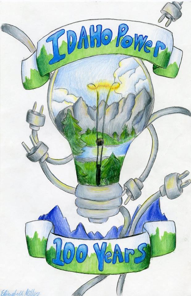 Student Art Contest Idaho Power