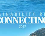 sustainability report connecting 2017