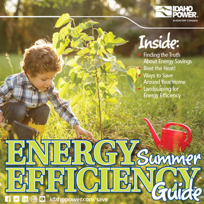 cover of summer energy efficiency guide 2018