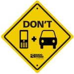 don't-text-and-drive-diamond-shaped-window-cling