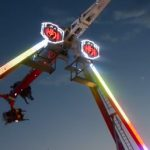 image of people on a ride at the Eastern Idaho State Fair