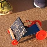 students_working_with_solar_powered_toy_car