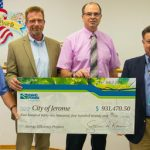 City_of_Jerome_receives_a_$921,470.50_energy_efficiency_check