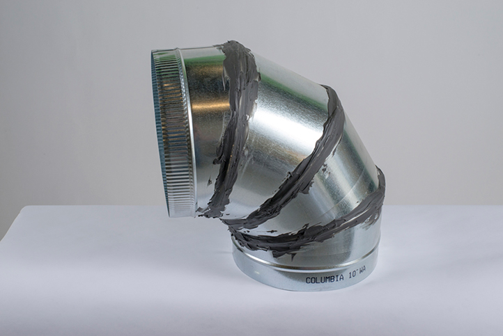 example of duct sealing
