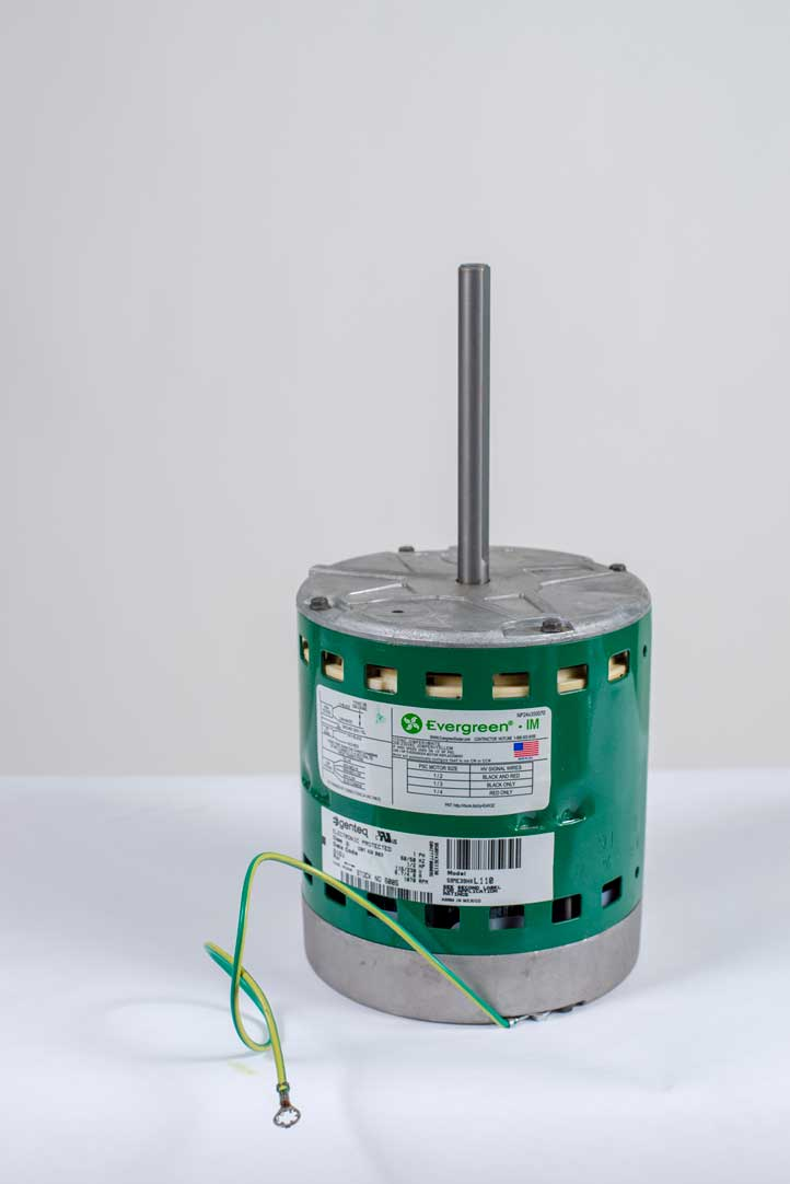 image of an electronically commutated motor