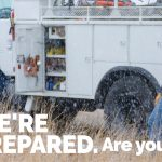We're prepared for winter weather. Are you? Outages are rare and usually brief, but it's good to be ready.