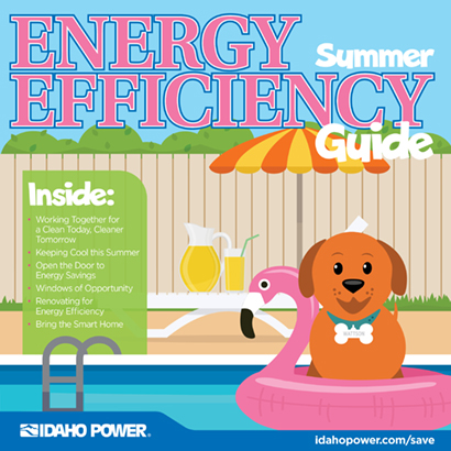 cover of summer energy efficiency guide 2021