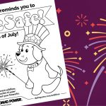 Kids' coloring contest focuses on wildfire safety