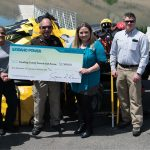 Gooding County Search and Rescue check presentation